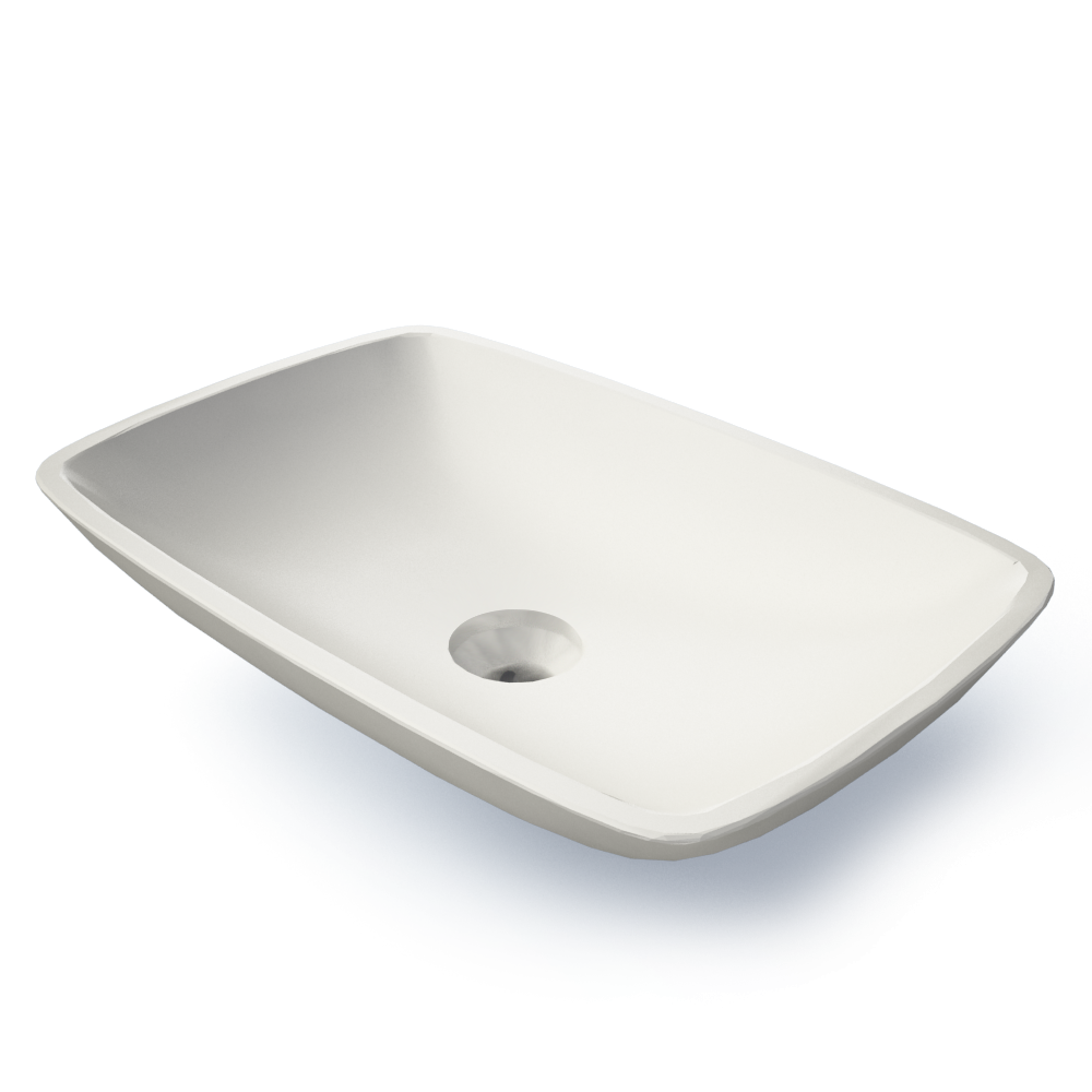 Loop washbasin  3D View