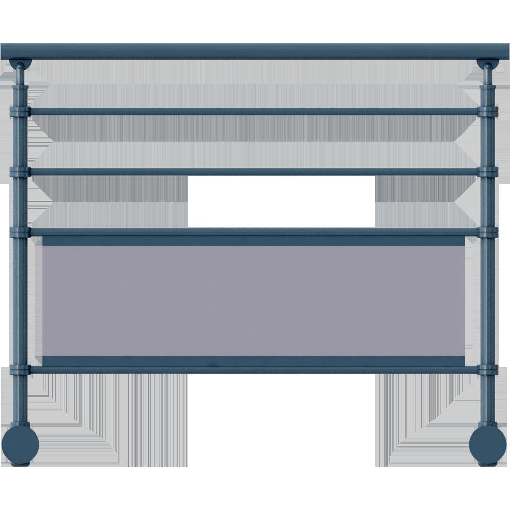 bim veraline et 2 lisses en lateral sabot 1 point. Black Bedroom Furniture Sets. Home Design Ideas