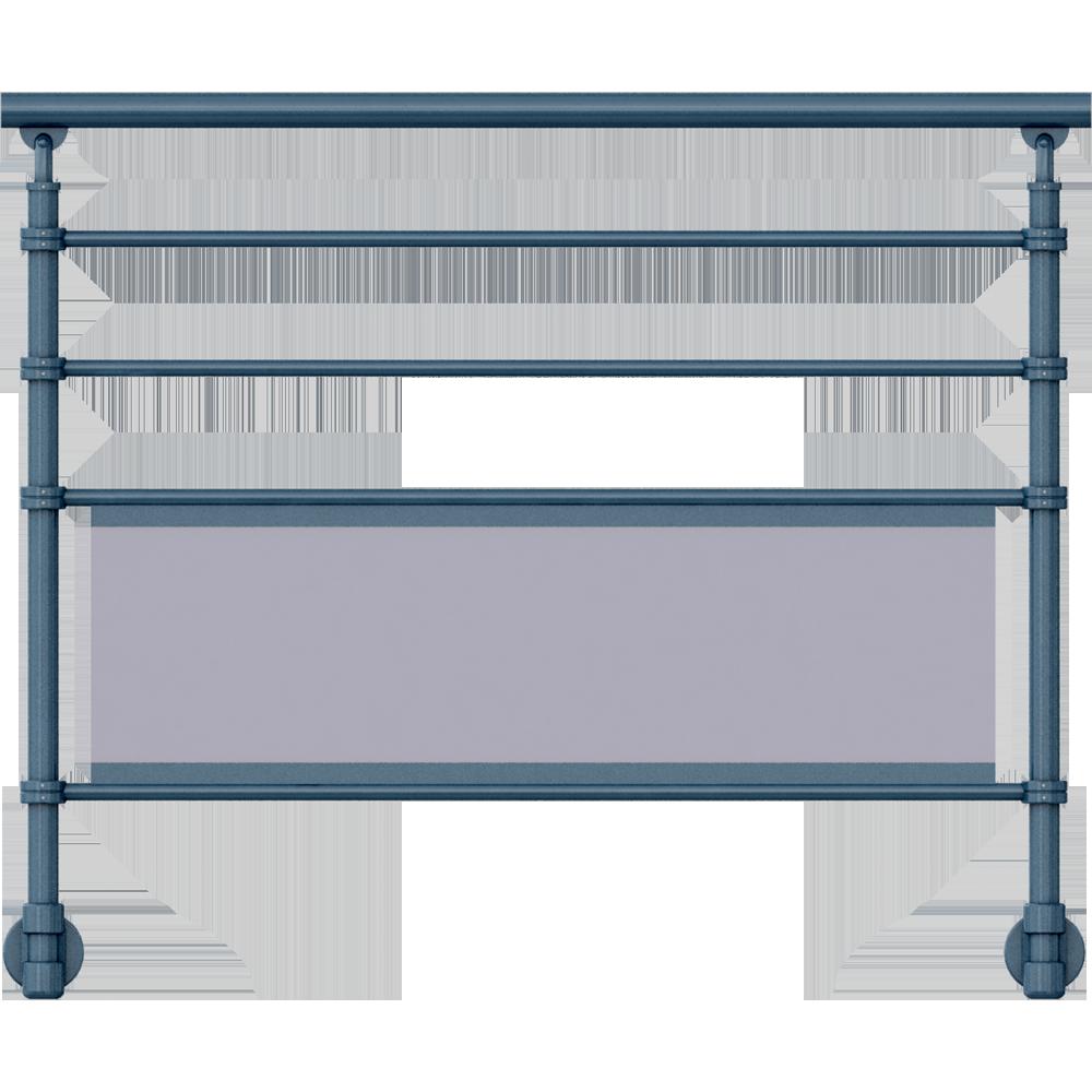 bim veraline et 2 lisses en lateral sabot 1. Black Bedroom Furniture Sets. Home Design Ideas