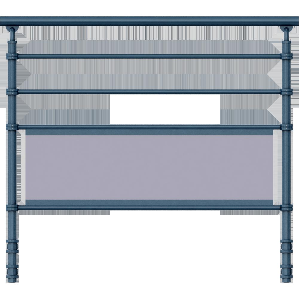 bim veraline et 2 lisses en lateral sabot 2 points. Black Bedroom Furniture Sets. Home Design Ideas
