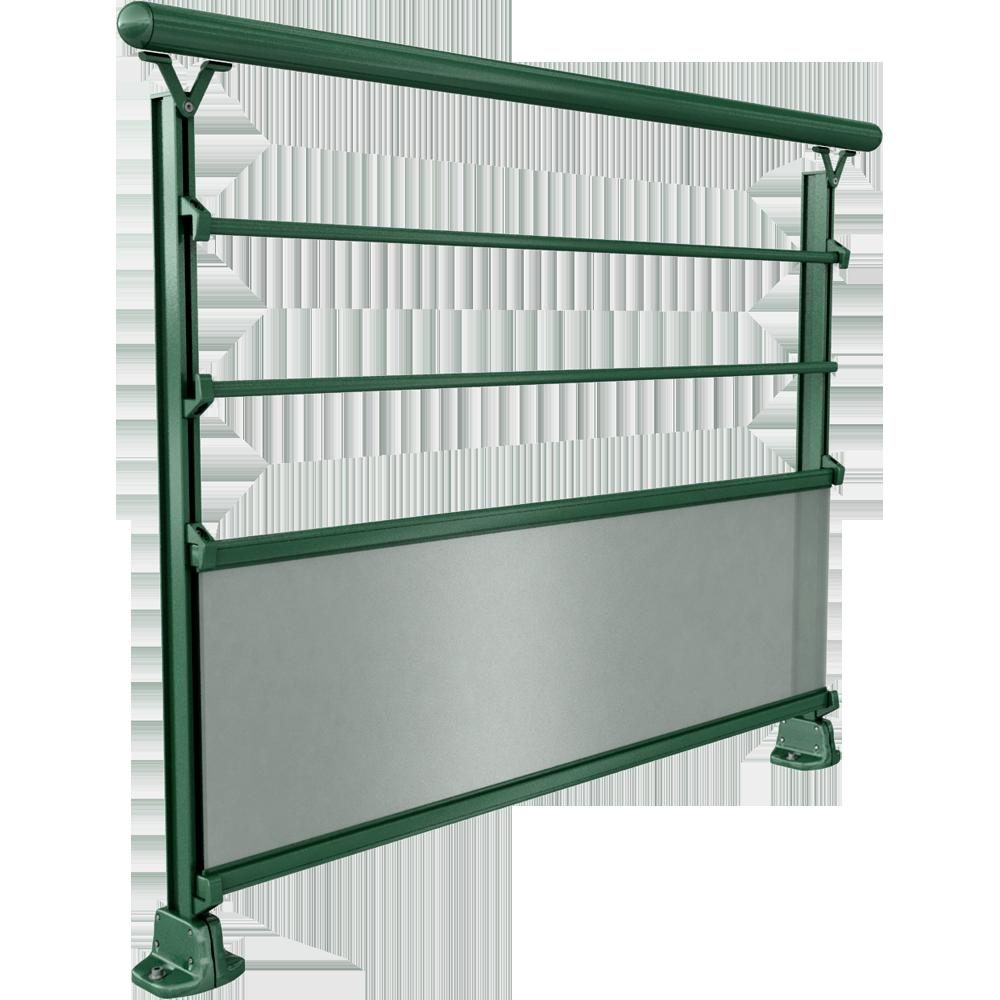 oggetto bim rivaglass et 2 lisses a plat sabot 2 points. Black Bedroom Furniture Sets. Home Design Ideas