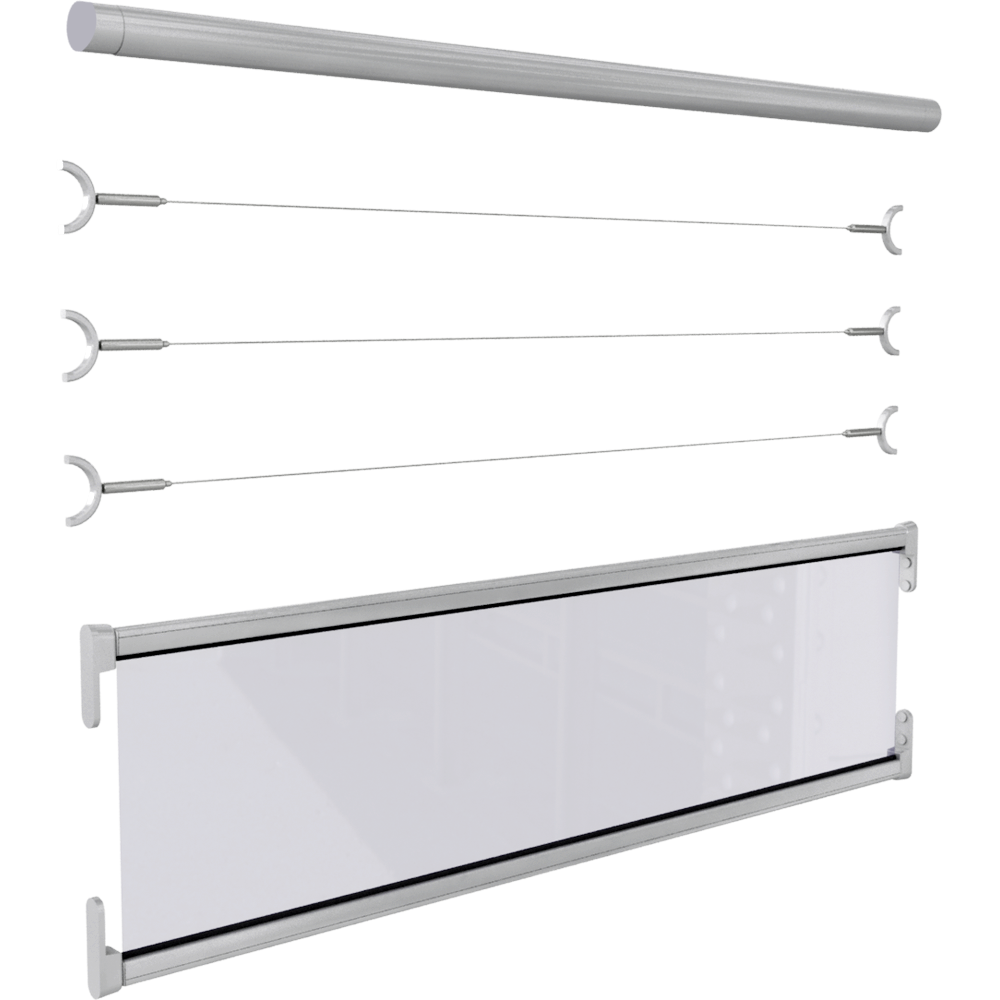 objets bim et cao rivacable avec remplissage verre entre. Black Bedroom Furniture Sets. Home Design Ideas