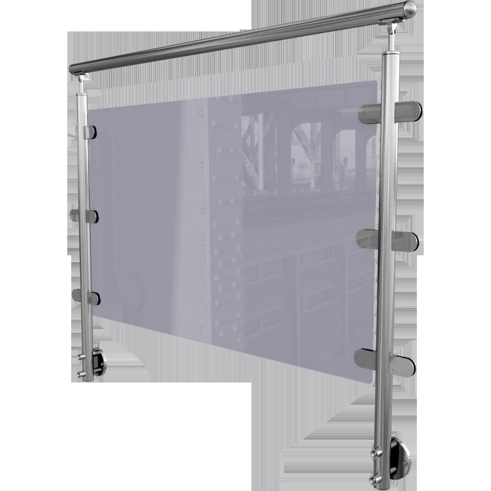 bim orinox verre en lateral sabot 2 points. Black Bedroom Furniture Sets. Home Design Ideas