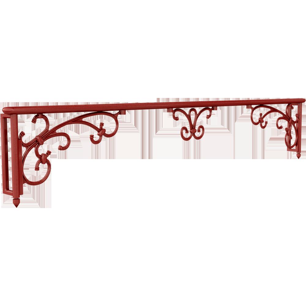 objeto cad e bim natea avec motif central en applique. Black Bedroom Furniture Sets. Home Design Ideas