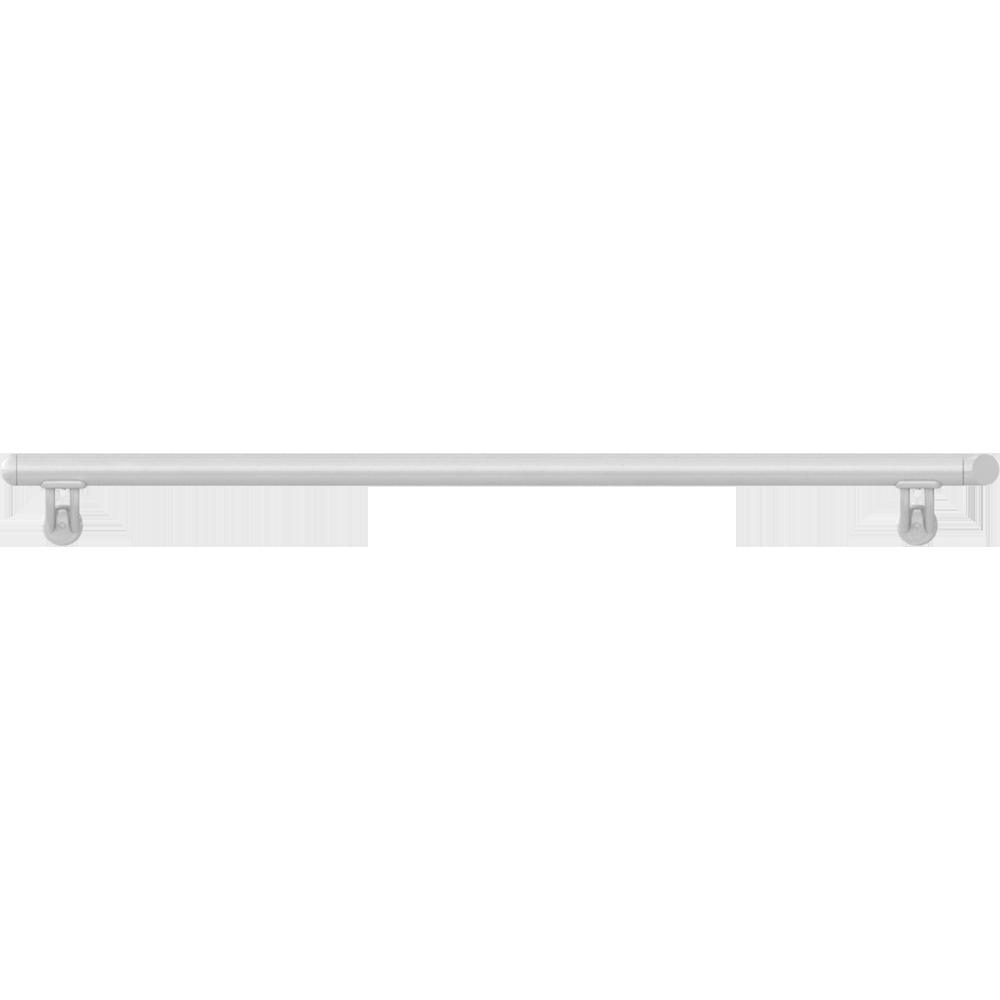 bim main courante 45mm orientable en aluminium orial. Black Bedroom Furniture Sets. Home Design Ideas