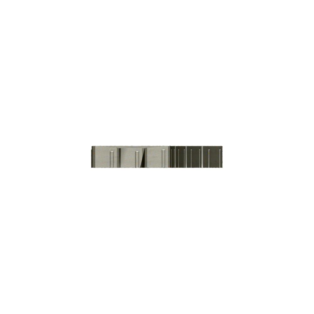 obiekt bim bordure waterline rgr4 50cm courbe kronimus. Black Bedroom Furniture Sets. Home Design Ideas