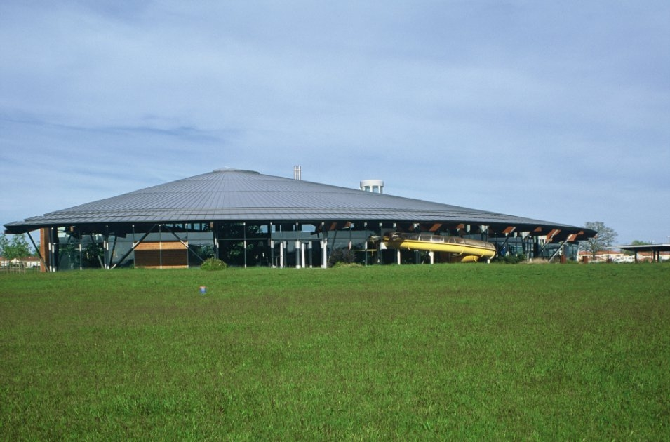 VMZINC® Compact roof