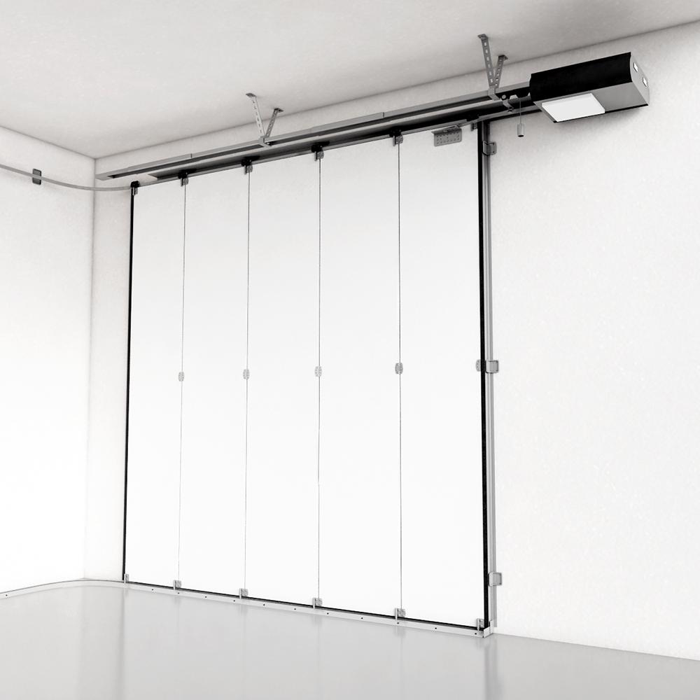 Objeto bim y cad porte sectionnelle laterale normstahl - Porte sectionnelle laterale ...