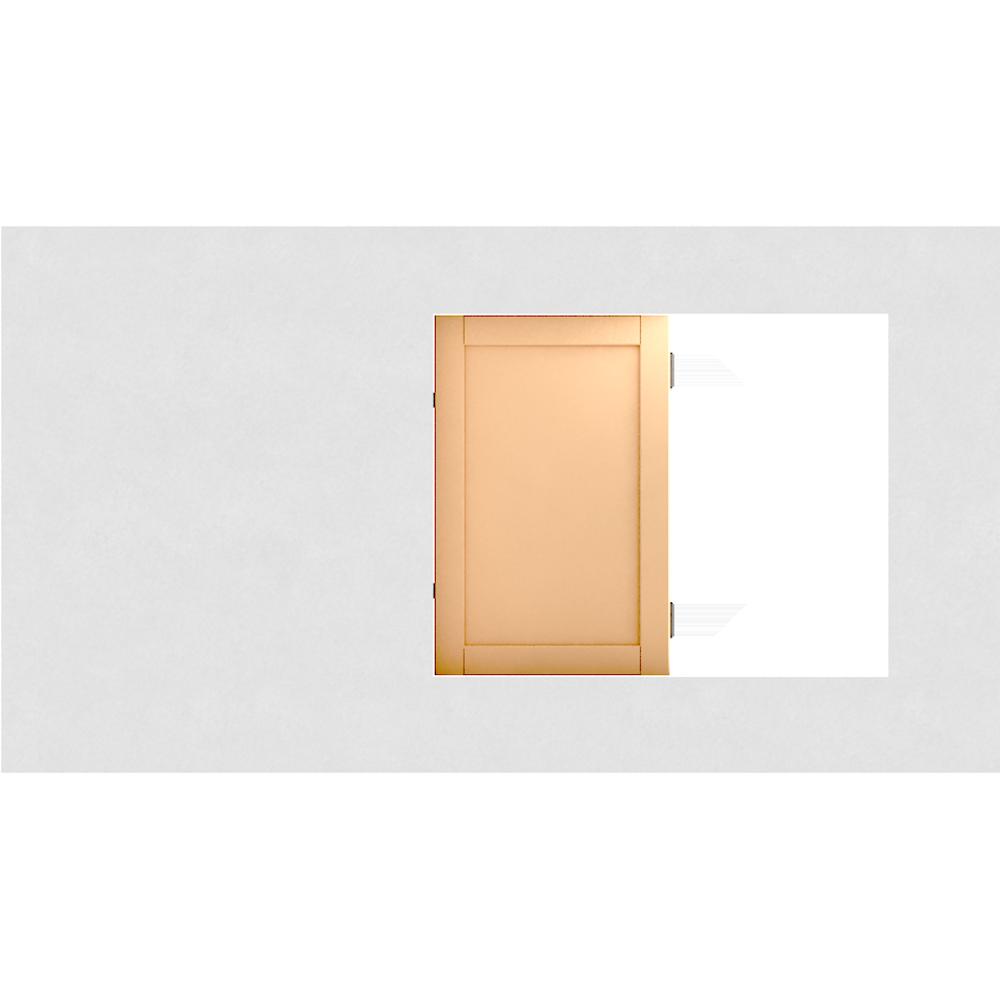 bim nesne gamme bois deux vantaux repliables remplissage panneau lisse thiebautech. Black Bedroom Furniture Sets. Home Design Ideas