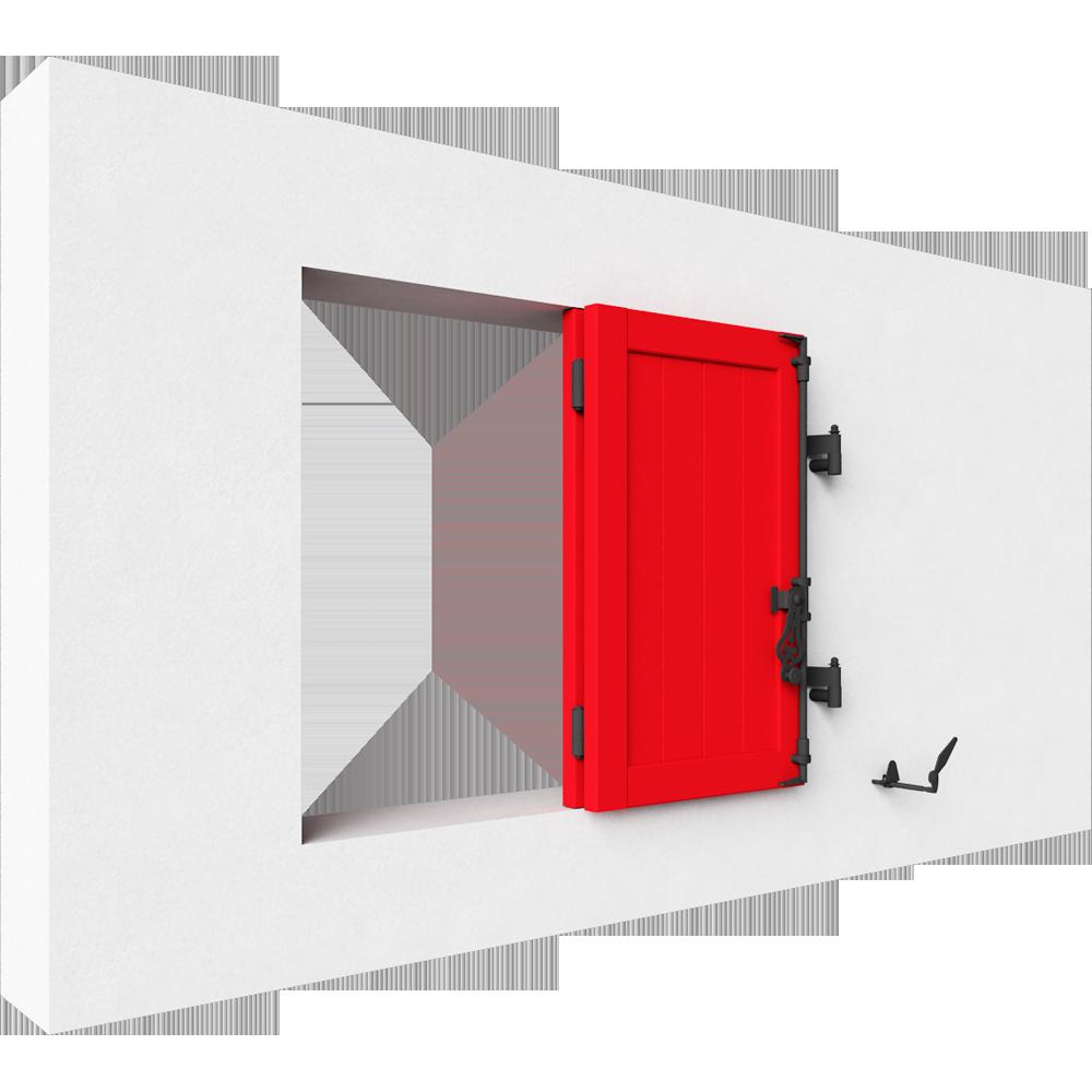 cad und bim objekte gamme bois deux vantaux repliables remplissage panneau rainure vertical. Black Bedroom Furniture Sets. Home Design Ideas