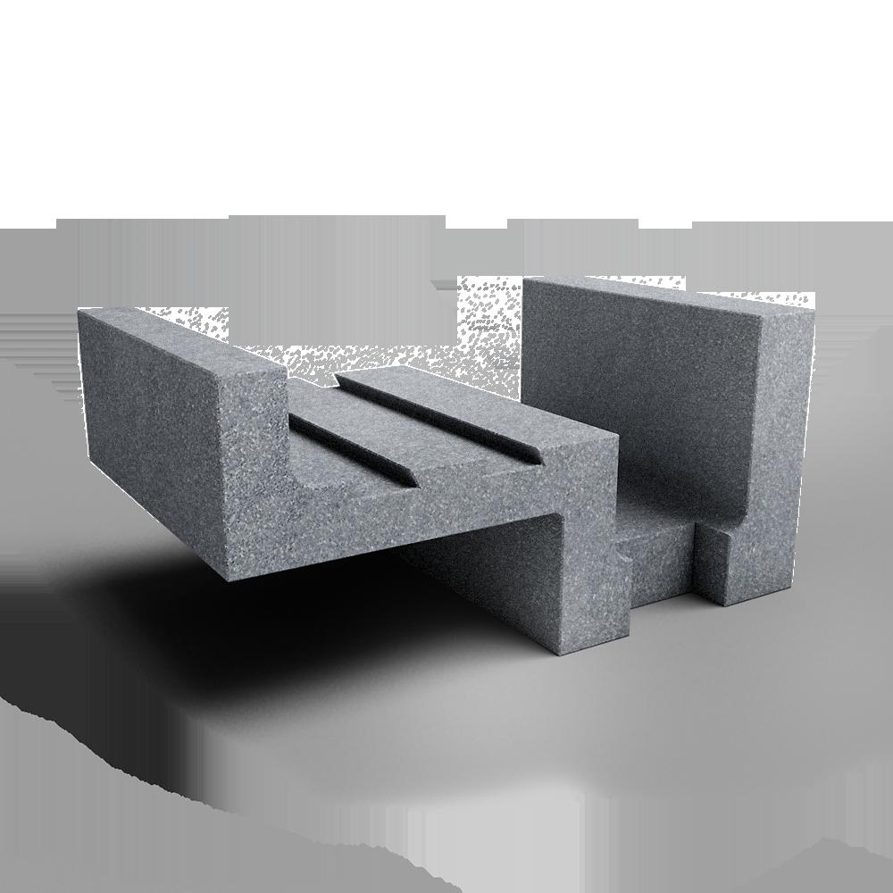 dalle beton gris anthracite dalles kwadrato en bton bloc with dalle beton gris anthracite. Black Bedroom Furniture Sets. Home Design Ideas