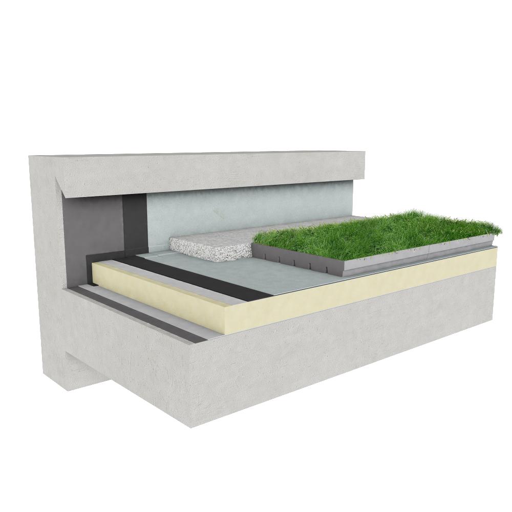 objets bim et cao toiture terrasse v g talis e canopia jardibac isolation multi usage b ton. Black Bedroom Furniture Sets. Home Design Ideas