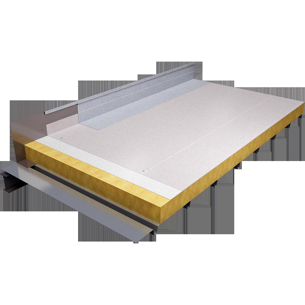 objets bim et cao etanch it autoprot g pvc monarplanfm toiture terrasse sur bac acier siplast. Black Bedroom Furniture Sets. Home Design Ideas