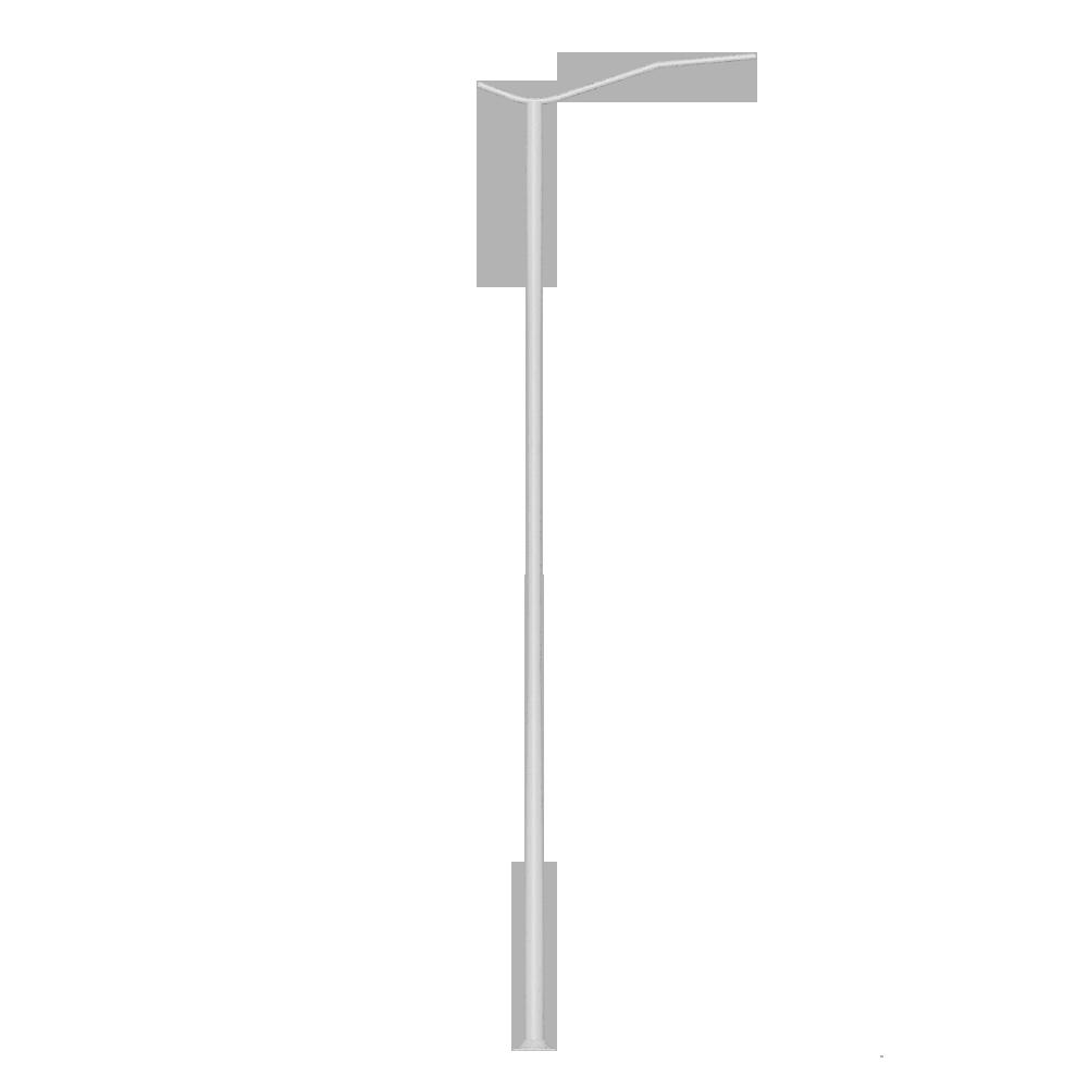 Aluminium column SAL P 61  Left