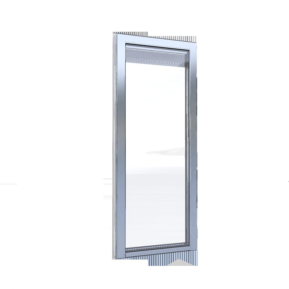 Bim m3d alur porte fenetre 1 vantail groupemillet for Porte fenetre in english