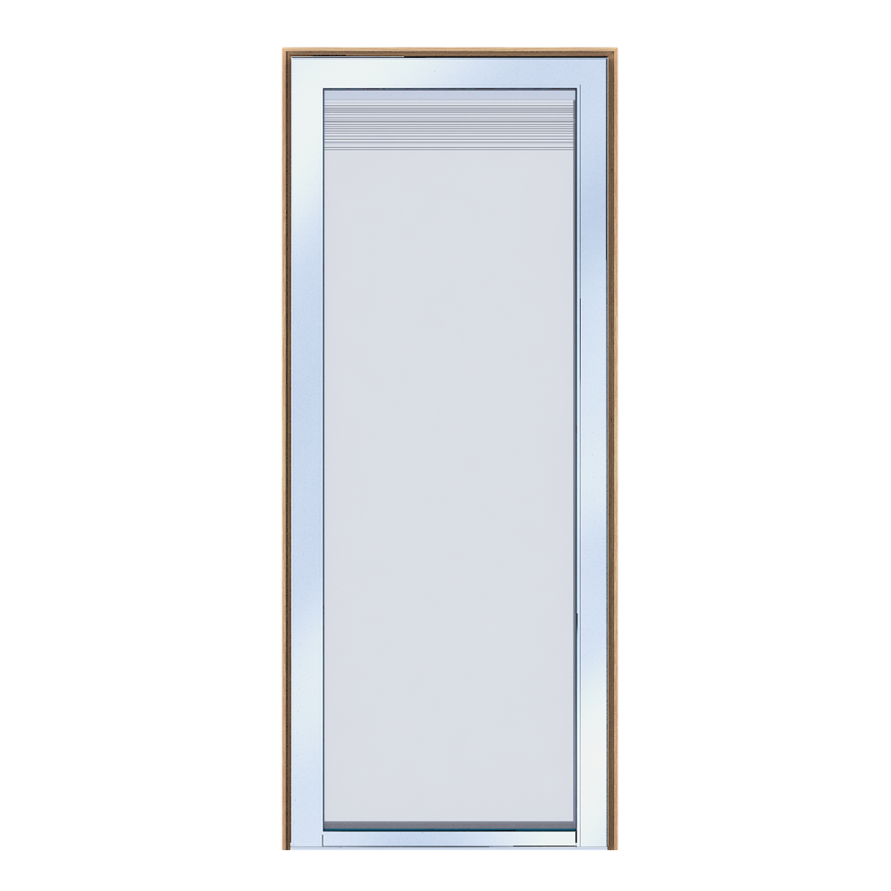 Objeto bim y cad m3d mixr porte fenetre 1 vantail for Porte fenetre in english