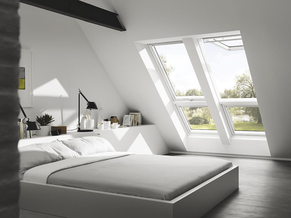 objets bim et cao fenetre de toit fixe pour verrieres. Black Bedroom Furniture Sets. Home Design Ideas
