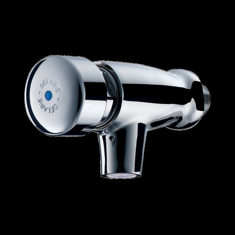 746000 Time flow basin tap TEMPOSTOP  3D View