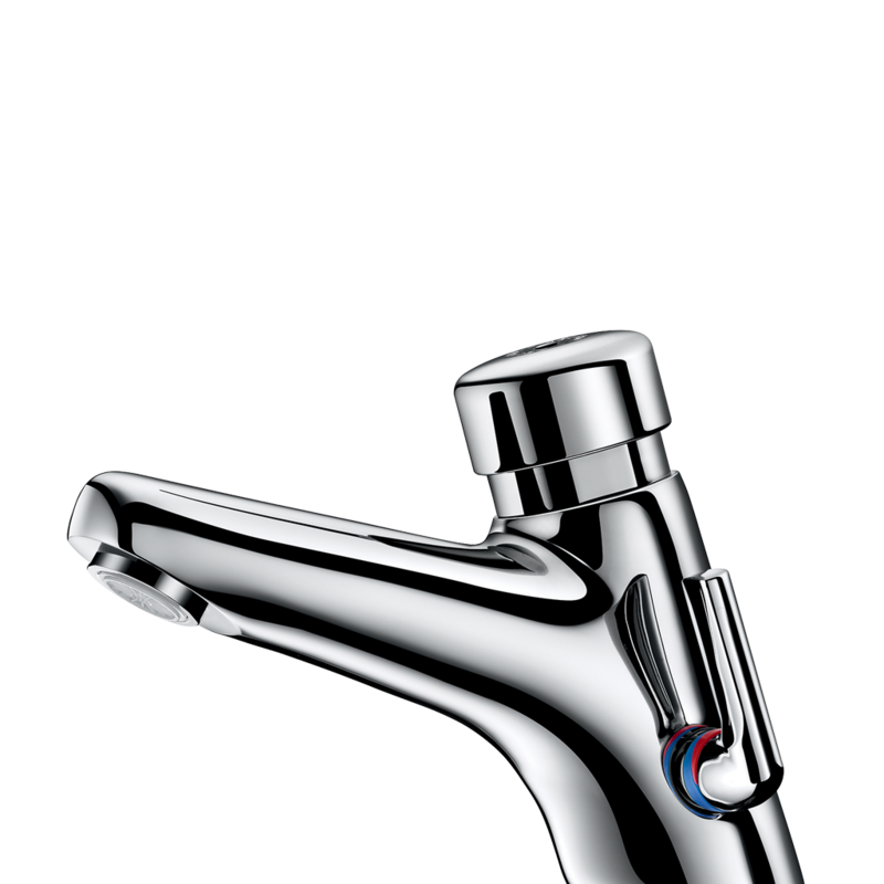 700001 Time flow basin mixer TEMPOMIX 2 AB  3D View