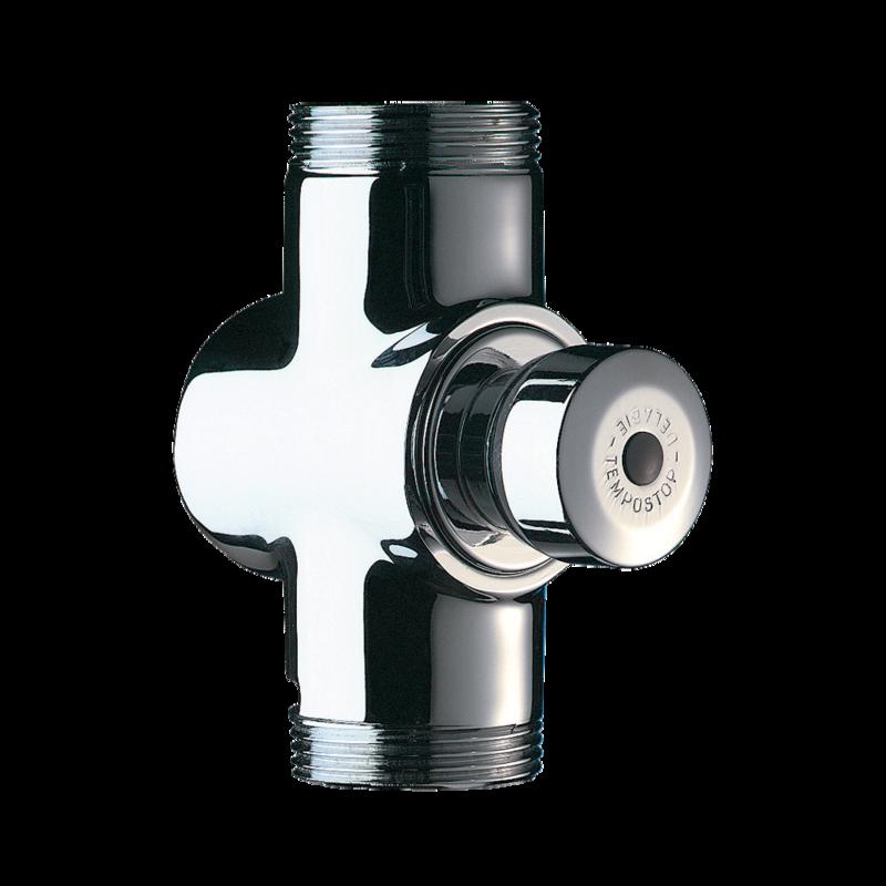 760000 Time flow flush valve TEMPOCHASSE  3D View