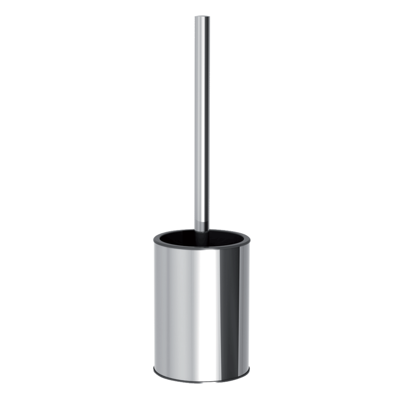 4048P Wall mounted toilet brush set polished stainless steel