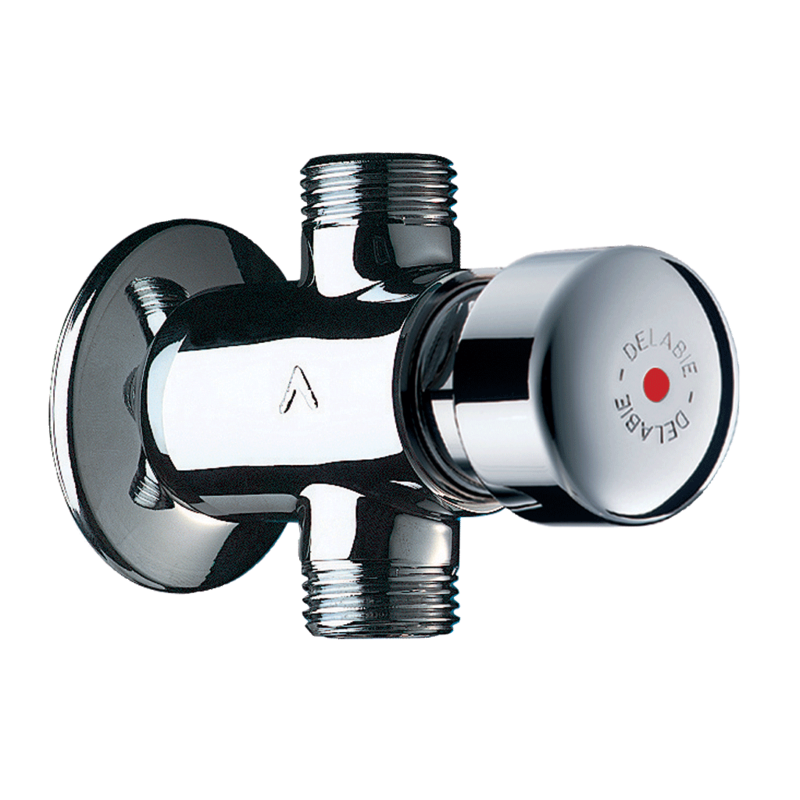 747000 Time flow shower valve TEMPOSTOP  3D View