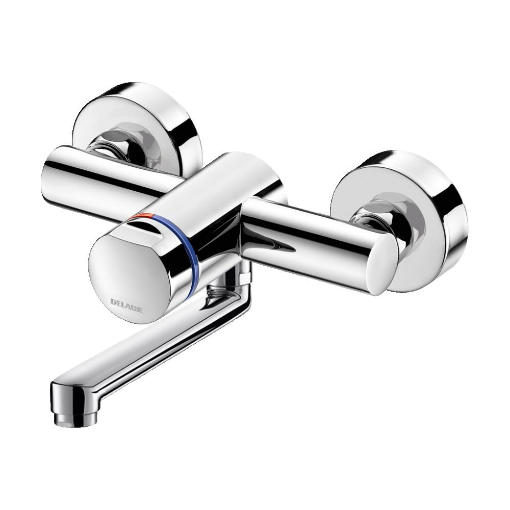 794350 Time flow basin mixer  TEMPOMIX 3