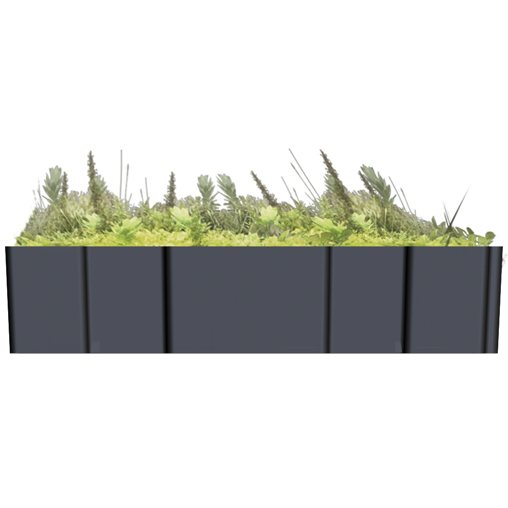 bim objekt hydropack the modular green roof le. Black Bedroom Furniture Sets. Home Design Ideas