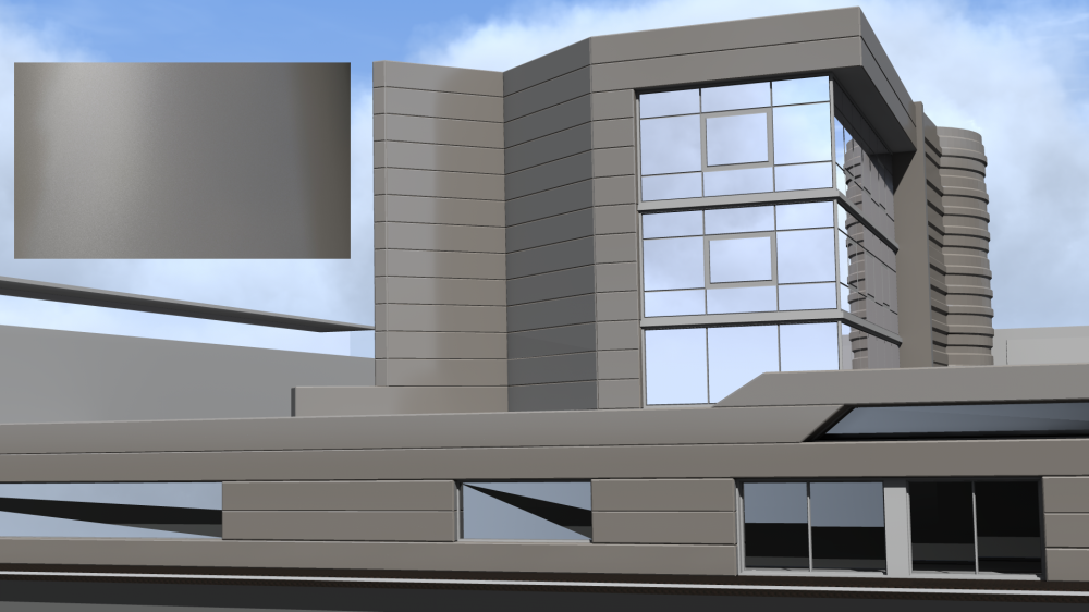 Mirabuild SPE 7048 Mat  3D View