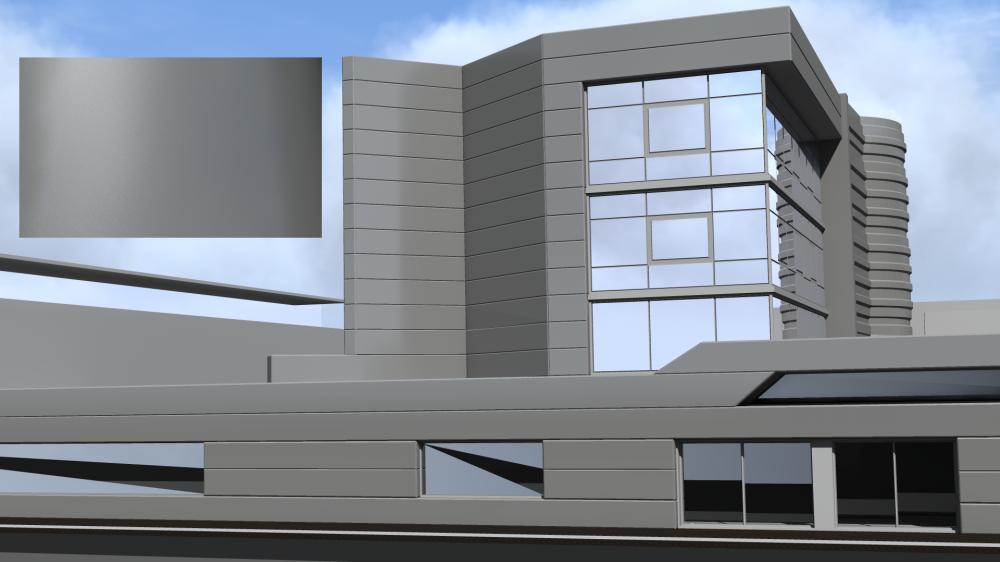 Mirabuild SPE 9022 Mat  3D View