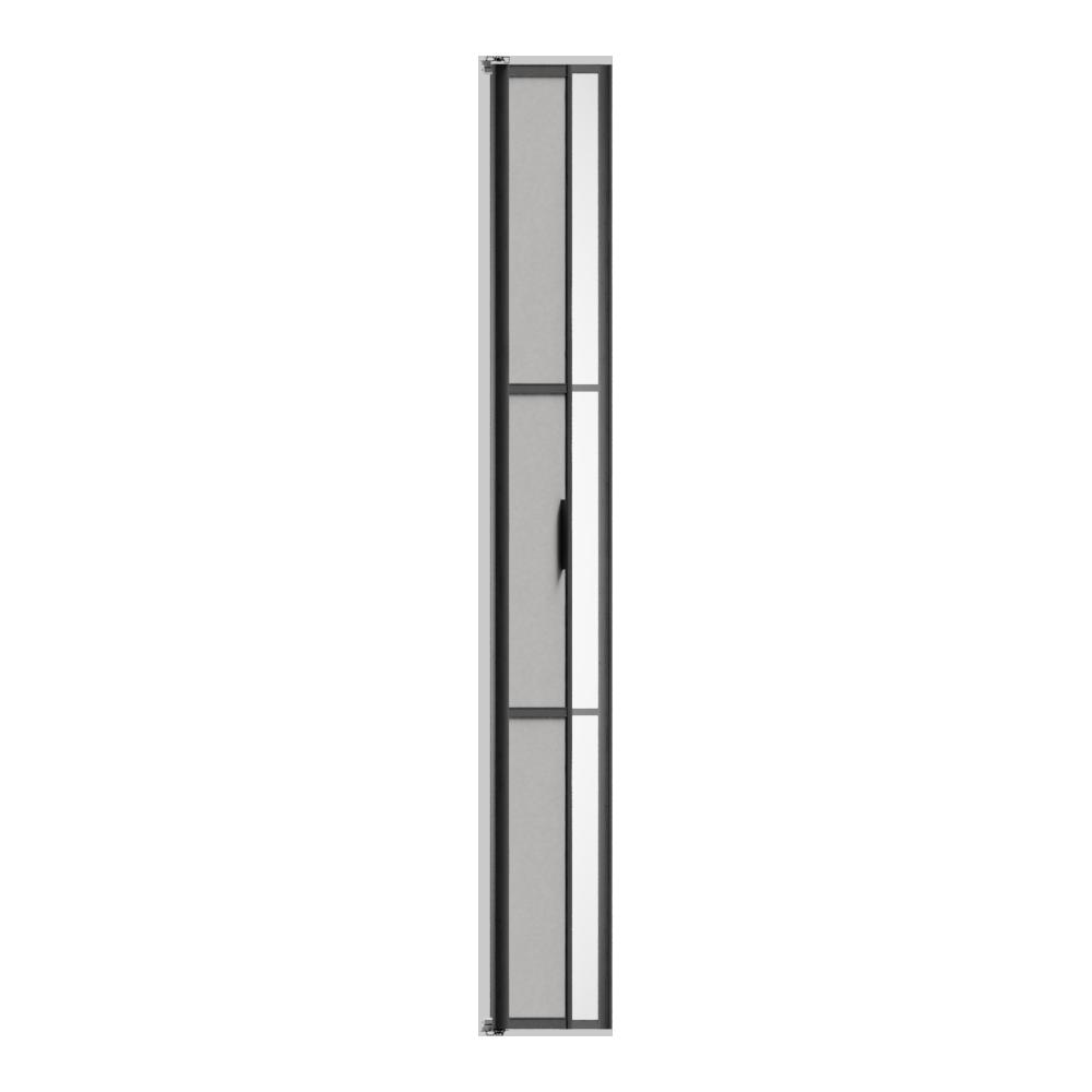 objets bim et cao porte de placard pivotante reflet 2. Black Bedroom Furniture Sets. Home Design Ideas