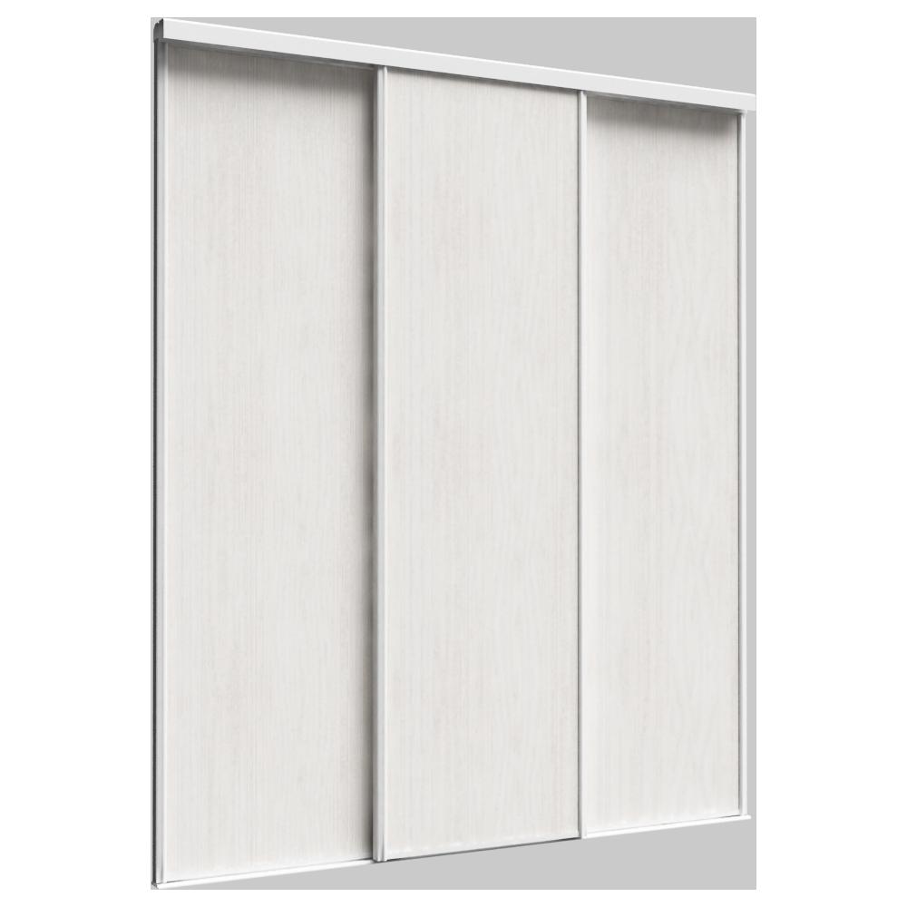 Obiekt bim fa ade residence 3 portes coulissantes sogal for 3 portes coulissantes