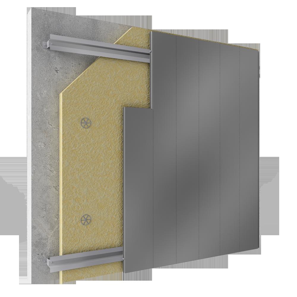 objets bim et cao bardage rapport base de lames en. Black Bedroom Furniture Sets. Home Design Ideas