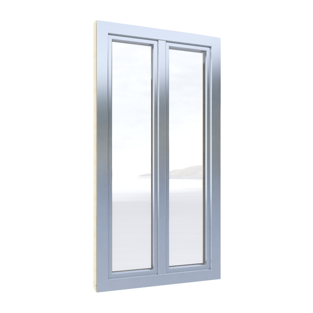 Windows Duoba with double glasing  Top