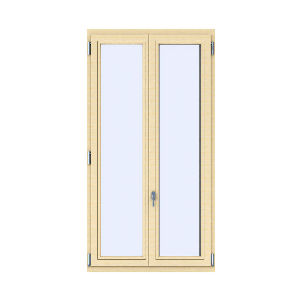 Windows 2 sach with double glassing  Front