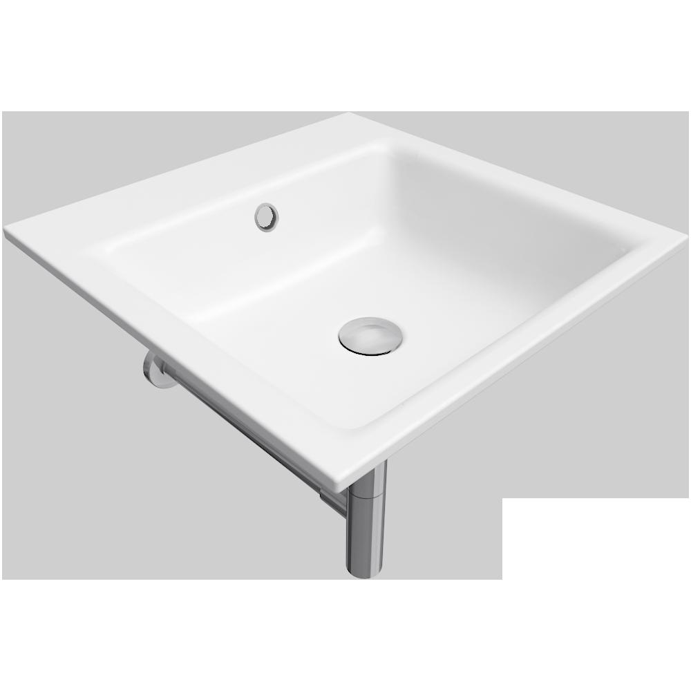PURO Built in washbasin 460x460