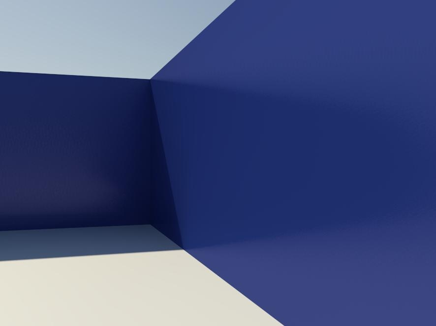 Ultramarine Blue  STANDARD  Aluminium Panel & Sheet