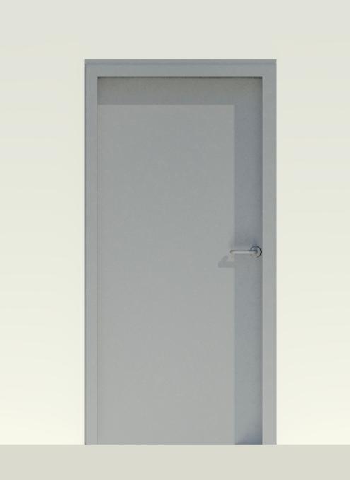 objeto bim y cad porte battante simple ei2 60 heinen