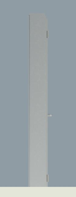 objets bim et cao porte battante double anti effraction cr2 heinen. Black Bedroom Furniture Sets. Home Design Ideas