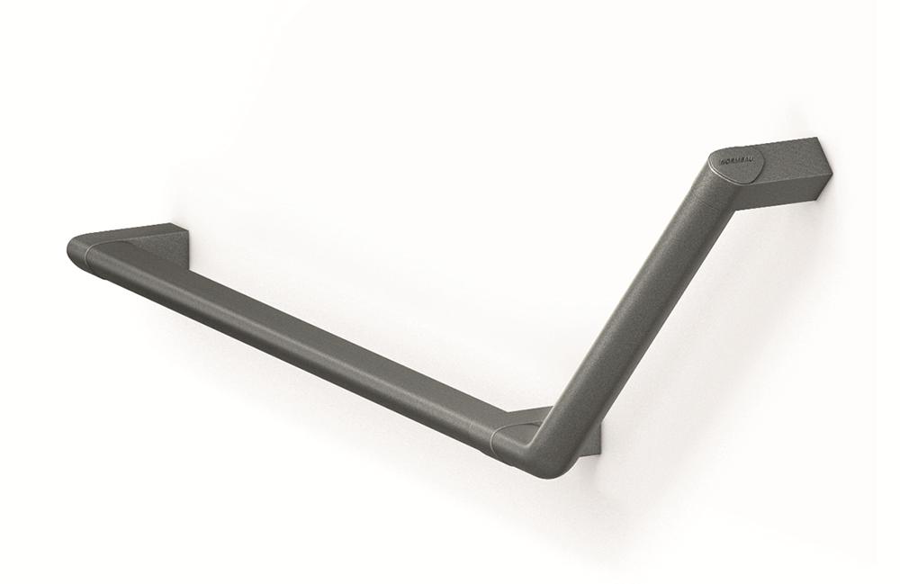 objeto bim y cad 7464161 poign e de maintien 135 degr s 650x316mm droite normbau. Black Bedroom Furniture Sets. Home Design Ideas