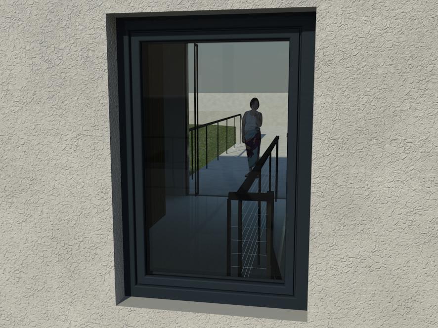 Zendow Neo Window  3D View