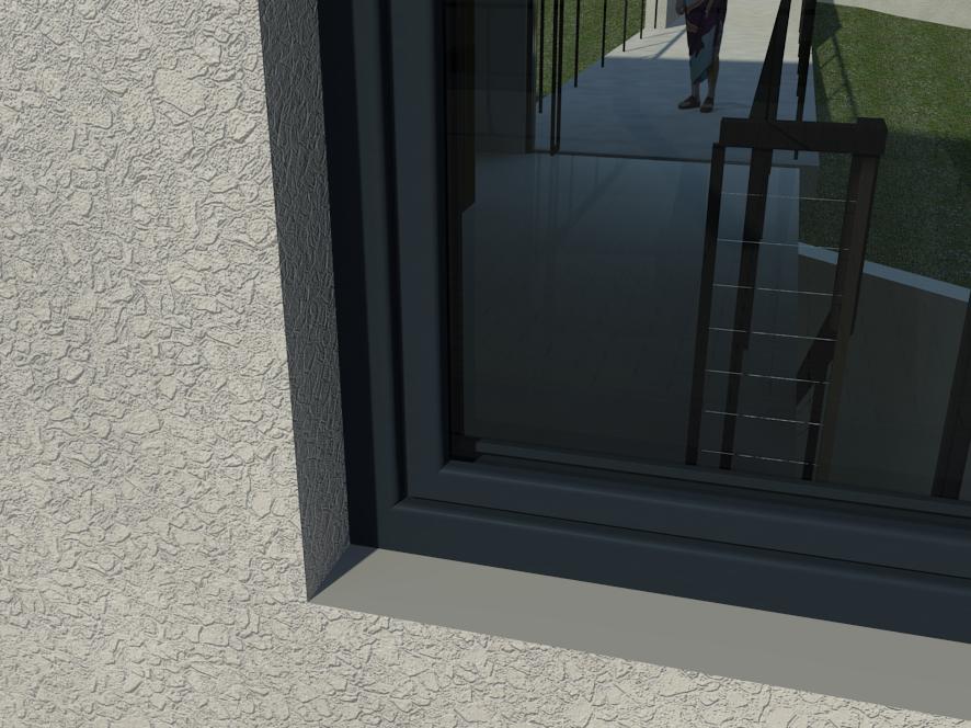Zendow Neo Window  Detail