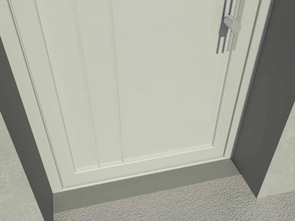 Zendow Neo Door  Detail