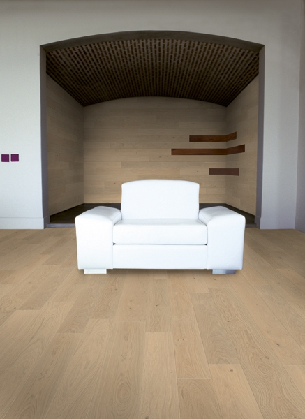 Lin oiled oak wood flooring, ceiling and panelling  Catalog