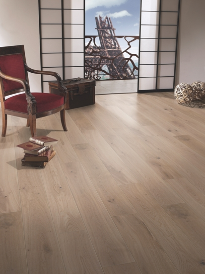 Smoke varnished oak wood flooring, ceiling and panelling  Catalog