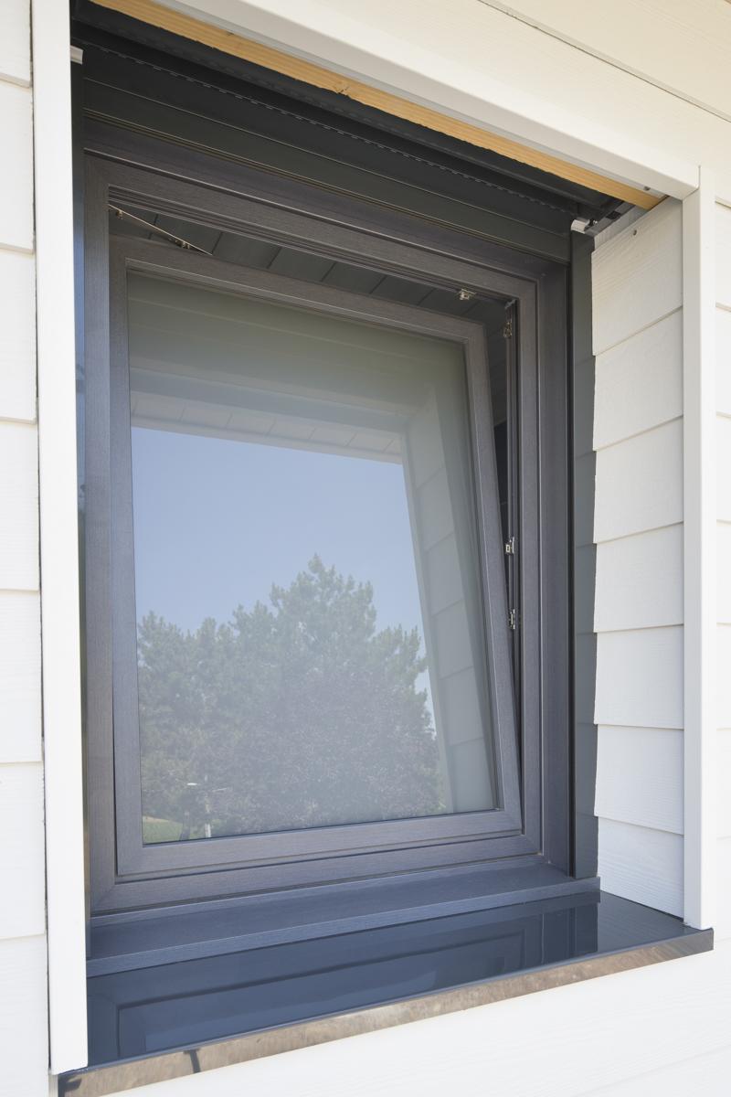 Bottom Hung Window - KALORY