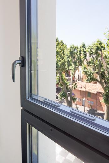 Fixed Transom Window and Tilt-Turn Window - KALORY'R