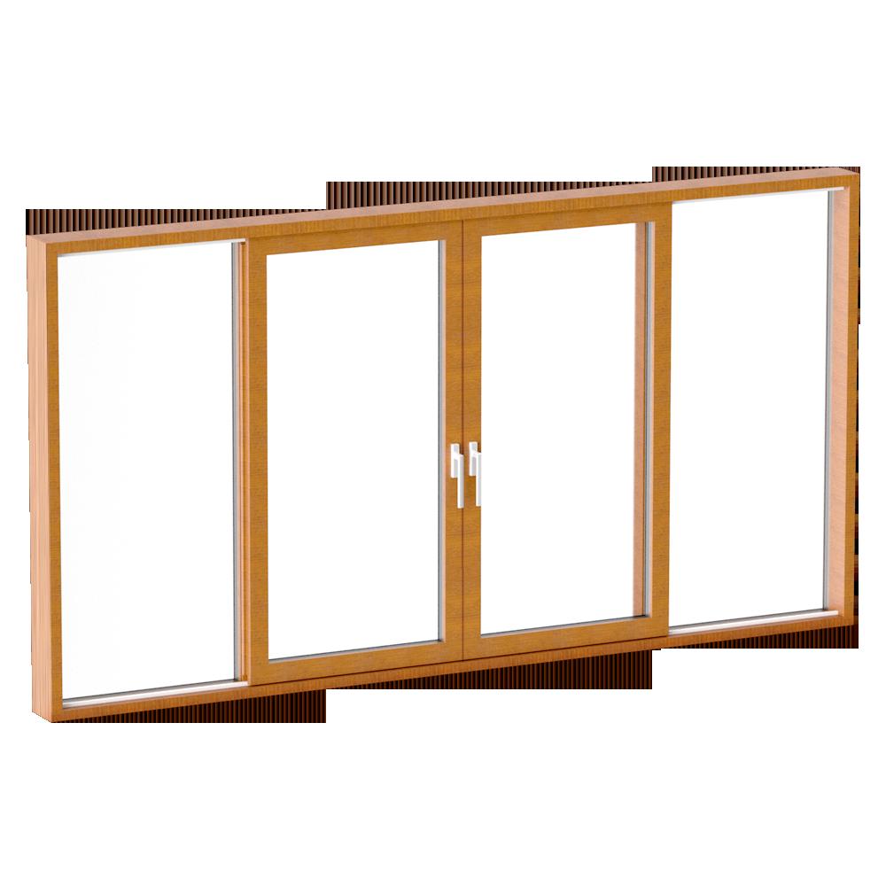 Glass sliding door ACTIVE type M