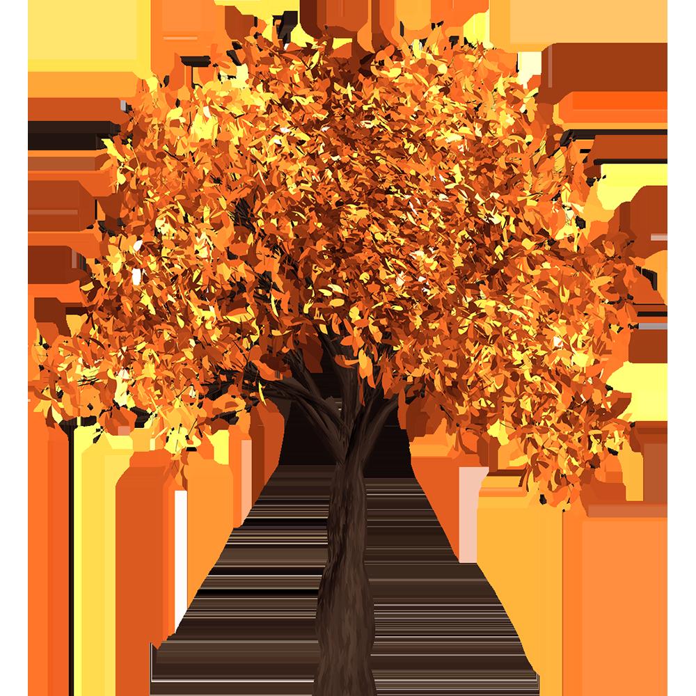 Image - Entourage - Autumn Tree 3
