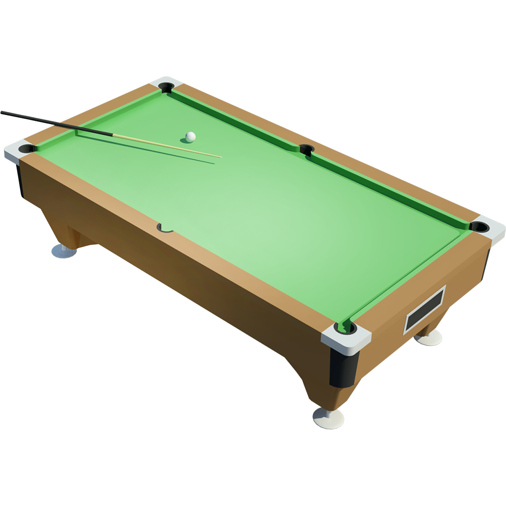 CAD And BIM Object Pool Table Polantis Generic - Revit pool table